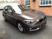 2014 BMW 1 Series 2.0 118d SE Sports Hatch (s/s) 5dr