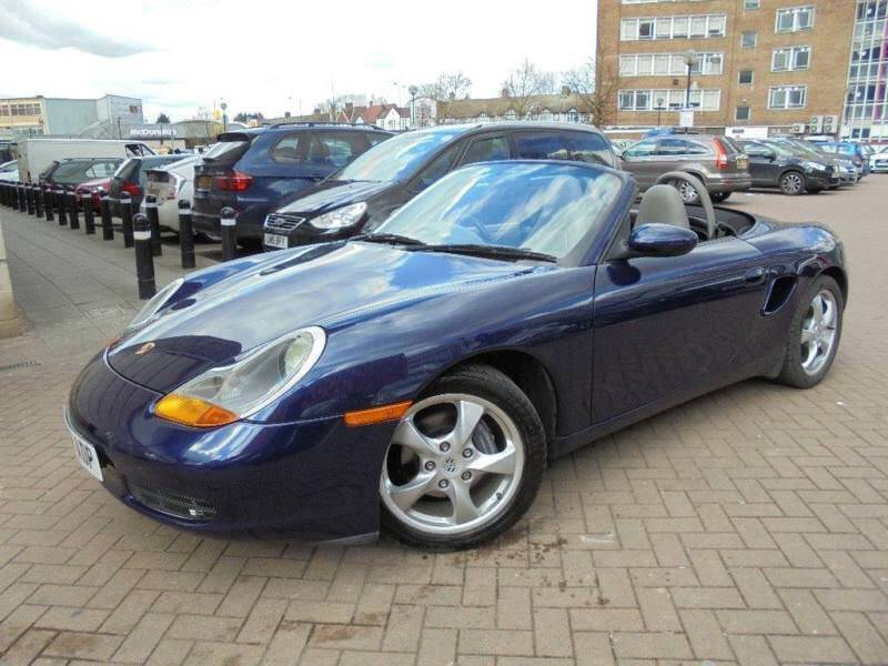 2000 Porsche Boxster 2.7 986 2dr | in Wembley, London | Gumtree on porsche carrera gt car, 2001 porsche boxster sale, porsche pdk, used porsche boxster sale, porsche custom,