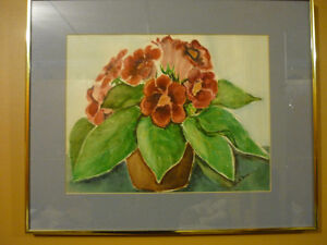 Water Color  Artist Eileen Ives