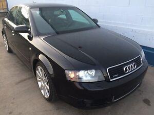 2005 Audi A4 S-line/v6,3.0L/New clutch/6Sp manual/very clean/AWD