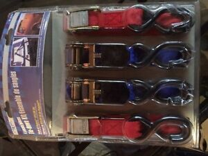 Tie Down Straps new in package