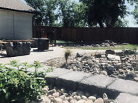 Custom Landscape and Design  -  Selkirk Soil & Aggregate