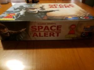 Space Alert Boardgame, used
