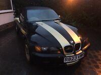 BMW Z3 Limited Edition AC Schnitzer. FULL BMW SERVICE. MOT £2495 Bargain