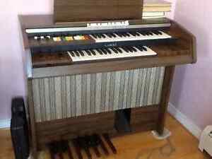 Kawai organ for free!