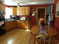 Complete Oak country kitchen for sale..... with appliances