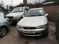 2000 Vauxhall Vectra VECTRA 5 door Saloon