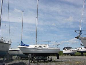 Sailboat Challenger 7.4