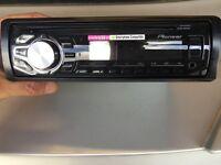 Pioneer cd player usb