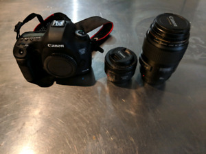 Canon 5d mark iii package