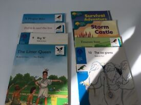 Oxford Reading Tree books. Stage 9 books