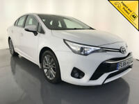 2016 TOYOTA AVENSIS BUSINESS EDITION D-4D DIESEL 1 OWNER FROM NEW FINANCE PX