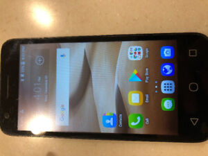 Alcatel 4060a Android Phone unlocked