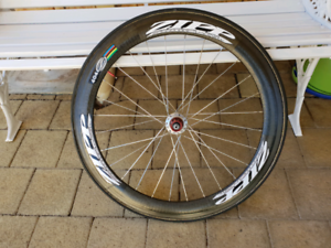 Zipp 404 rear carbon tubular wheel Beldon Joondalup Area Preview