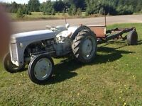 1949 tractor