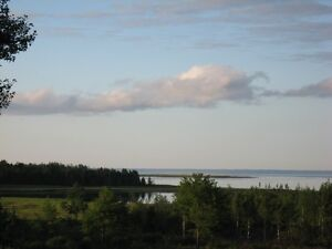 24 acres on the Northumberland Straight, 20km south of Shediac