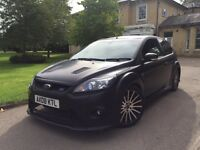 2008 Ford Focus Rs Replica*SAT NAV*DVD*WHEELS*XENONS*