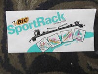 Car rack BIC sports rack Barrie $50 or BO