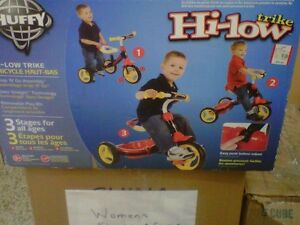 NEW in BOX   Toddlers TRIKE