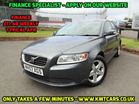 2008 Volvo S40 1.8 S - 65000mls Excellent Service Hist - KMT Cars