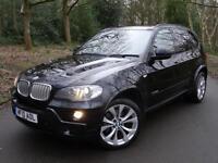 2010 10 BMW X5 3.0TD TWIN TURBO (286 bhp) auto xDrive35d M Sport..BMW S/HISTORY