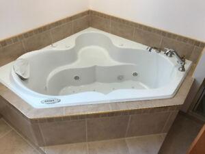 Baignoire thérapeutique neuve & porte de douche