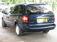 Chrysler Grand Voyager 3.3 Limited AUTO**1 Lady Owner**DVD**86,000 Miles**FSH**