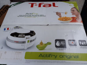 Tefal actifry brand new in sealed box