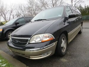 2000 Ford Windstar Fourgonnette, fourgon - pièces ou scrap