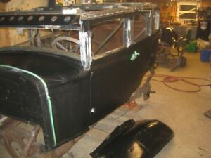 1928 Plymouth rat rod needs completion