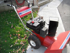 SNOWBLOWER  I have several  SNOW BLOWER Kitchener / Waterloo Kitchener Area image 6