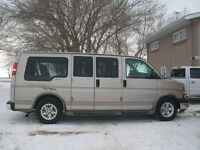 2004 Chevrolet Express Regency AWD