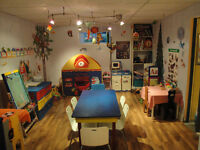Learn Through Play childcare