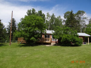 Lakefront Cabin for Rent
