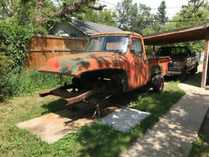CLASSIC  VEHICEALS FOR SALE this truck must go