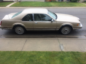 1988 Lincoln MKII