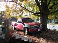 PARTS TRUCK!  1993 GMC Sierra 1500 Stepside Pickup Truck