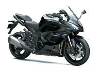2021 Kawasaki Ninja 1000SX place your order today