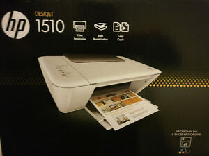 HP Deskjet 1510 - Brand new - Print/scan/copy ALL IN ONE