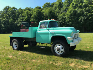 1956 GMC 370 DUALLY 4X4 WILL TRADE FOR  MUSCLE CAR WILL PAY CASH