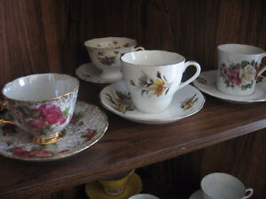cup and saucers sets
