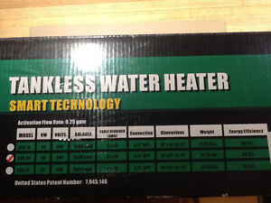 Eco Smart Electric Tankless Water Heater Peterborough Peterborough Area image 2
