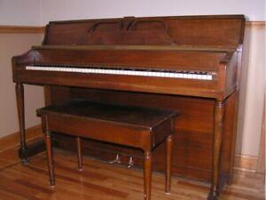 PIANO ACOUSTIQUE