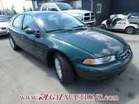 1996 PLYMOUTH BREEZE 4D