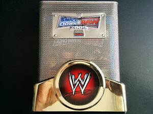 WWE SmackDown vs. Raw 2009 Collectors Edition