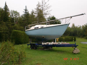 NorthWind 29 Sailboat
