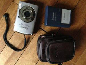 Canon Power Shot SD 87015 Digital ELPH Camera