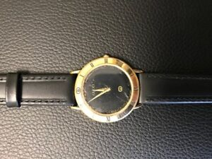 Gucci 3000M Gold Plated Watch