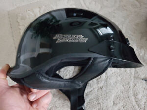 Mens Harley Davidson Helmet