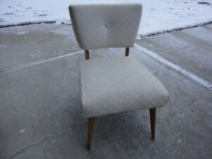 One Midcentury Modern Comfy Chair....Great Retro Look